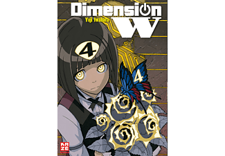 Dimension W - Band 4, Science Fiction (Taschenbuch)