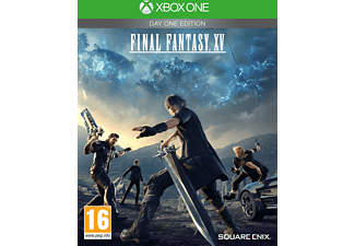 Final Fantasy XV - Day One Edition Xbox One