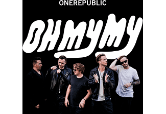 OneRepublic - Oh My My (Deluxe Edt.) - (CD)