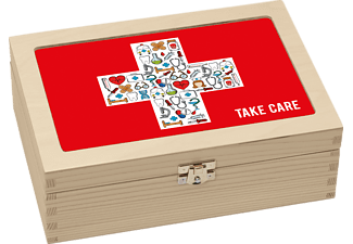 CONTENTO 866670 Take Care Utensil Box