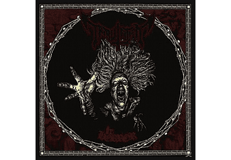 Tribulation The Horror Re-Issue 2016 Βινύλιο