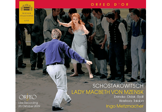 Chorus & Orchestra Of The Vienna State Opera, VARIOUS - Shostakovich: Lady Macbeth Of Mtsensk - (CD)
