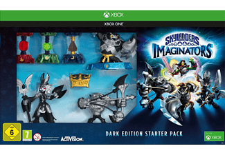 SKYLANDERS Skylanders Imaginators - Dark Edition Starter Pack