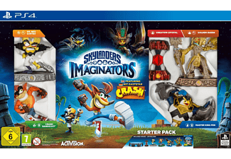 Skylanders Imaginators - Starter Pack (Crash Edition)