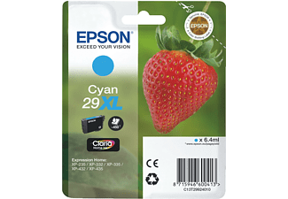 EPSON T2992 XL Claria Home Ink Cyaan
