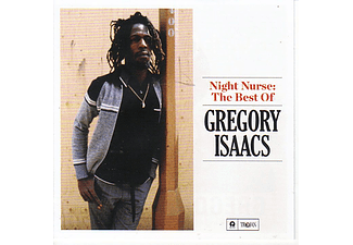 Gregory Isaacs Night Nurse: The Best Of Gregory Isaacs CD