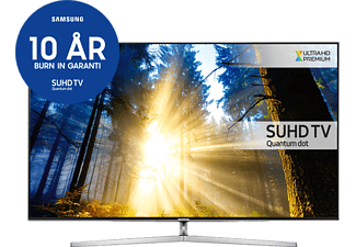 "SAMSUNG UE49KS8005T 49"" Smart 4K SUHD -TV - Silver"