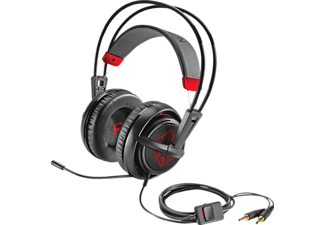 HP OMEN Headset with SteelSeries Headset Schwarz/Rot