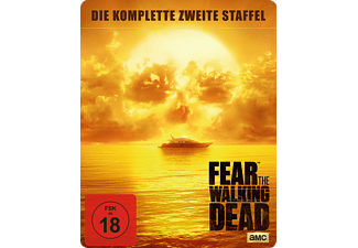 Fear the Walking Dead - Staffel 2 (Steelbook) - (Blu-ray)