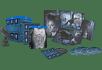 Game of Thrones: Staffel 6 - Exklusive Edition mit Figur + Bonus-Disc (5 Discs) - (Blu-ray)