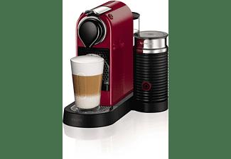 Nespresso Krups CitiZ & Milk Cherry Red