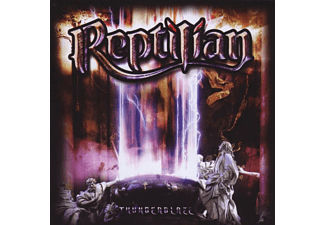 Retpilian - Thunderblaze - (CD)