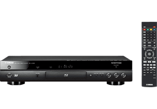 YAMAHA BD-A1060 Blu-ray Player (Schwarz)