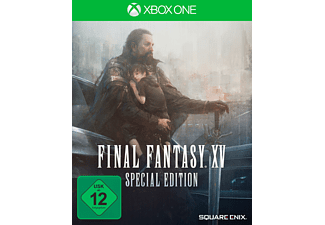 Final Fantasy XV (Limited Steelbook Edition) [Xbox One]