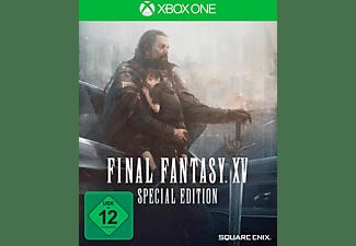 Final Fantasy XV (Limited Steelbook Edition) - Xbox One