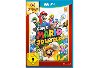 Super Mario 3D World Selects - Nintendo Wii U