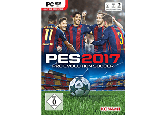 PES 2017 – Pro Evolution Soccer 2017 - PC