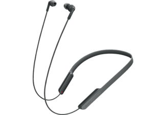 SONY MDR-XB70BT, In-ear Kopfhörer, Near Field Communication, Bluetooth, Schwarz