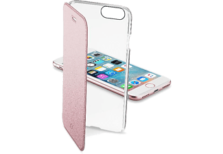 CELLULAR LINE Θήκη Προστασίας Transparent Case CLEARBOOKIPH747P Pink