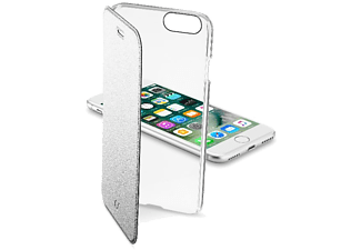 CELLULAR LINE Θήκη Προστασίας Transparent Case CLEARBOOKIPH747S Silver