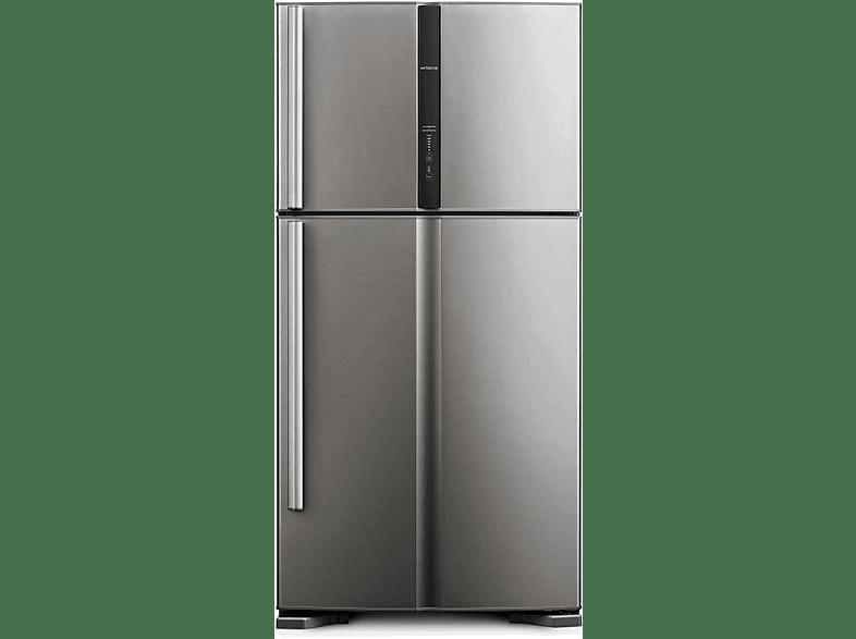 HITACHI R-V610PRU3X (INX) οικιακές συσκευές ψυγεία ψυγεία δίπορτα οικιακές συσκευές   offline ψυγεία ψυγεί