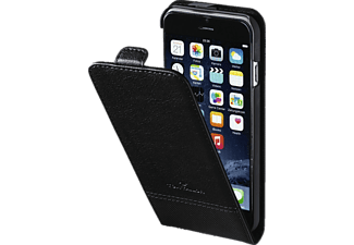 TOM TAILOR Structure, Flip Cover, iPhone 7, Nylon/Polyurethan (PU), Schwarz