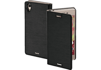 HAMA Slim Bookcover$, Sony, Xperia X Performance, High-Tech-PU, Schwarz