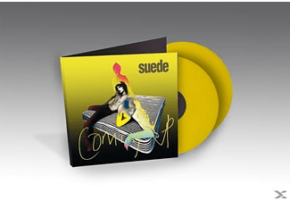 Suede - Coming Up Deluxe Edition (180 Gr.2LP Yellow Vinyl - (Vinyl)