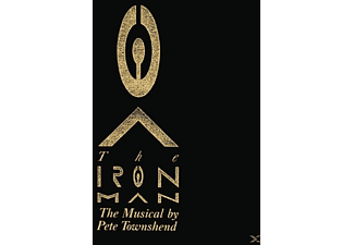 Pete Townshend - The Iron Man: The Musical By Pete Townshend - (CD)
