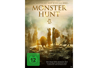 Monster Hunt - (DVD)
