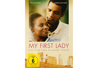 MY FIRST LADY - (DVD)