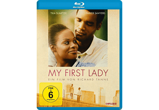 MY FIRST LADY - (Blu-ray)