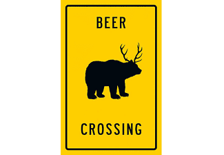 Beer Crossing Poster