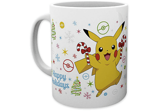Pokémon Tasse Happy Holidays