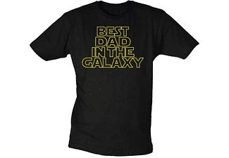 Best Dad in the Galaxy T-Shirt