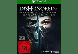 Dishonored 2: Das Vermächtnis der Maske (Exlusives Metal Plate Pack) [Xbox One]