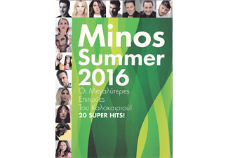 VARIOUS -  Minos Summer 2016 [CD]