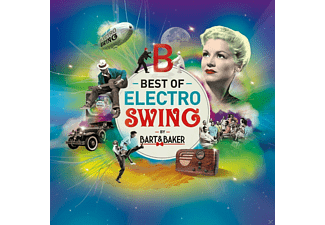 VARIOUS - Electro Swing-Best Of - (Vinyl)