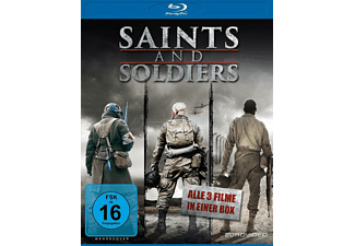 Saints and Soldiers Collection [Blu-ray]