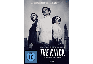 The Knick - Staffel 2 [DVD]