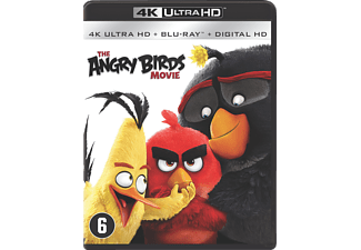 Angry Birds Movie | 4K Ultra HD Blu-ray + Blu-ray