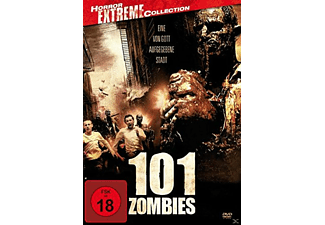 101 Zombies - Horror Extreme Collection [DVD]