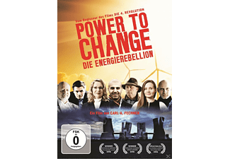 Power To Change - Die EnergieRebellion [DVD]