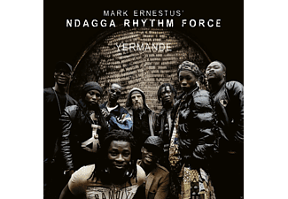 Mark Ernestus, Ndagga Rhythm Force - Yermande [CD]