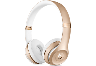 BEATS Solo3 Wireless on-ear-hörlurar – Guld
