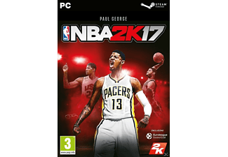 NBA 2K17 (English) (Code in a box) PC