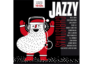 Ella Fitzgerald, The Andrews Sisters - Jazzy Christmas - (CD)
