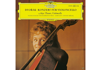Anja Thauer, Jean Francaix, Czech Philharmonic - Concerto for Violoncello and Orchestra - (Vinyl)