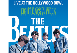 The Beatles - Live at the Hollywood Bowl (CD)