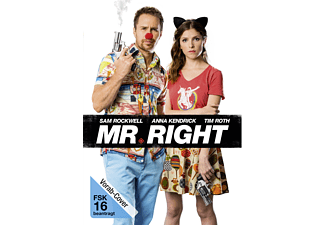 Mr. Right - (DVD)